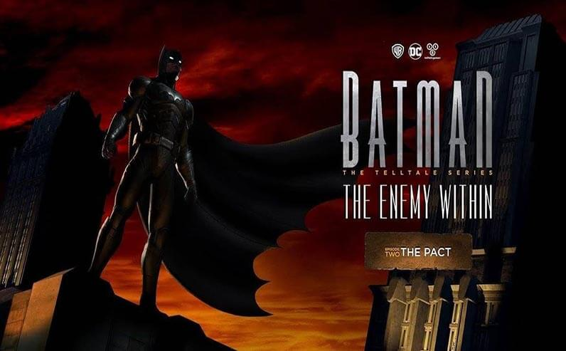 batman the enemy within episode 02 portada egla