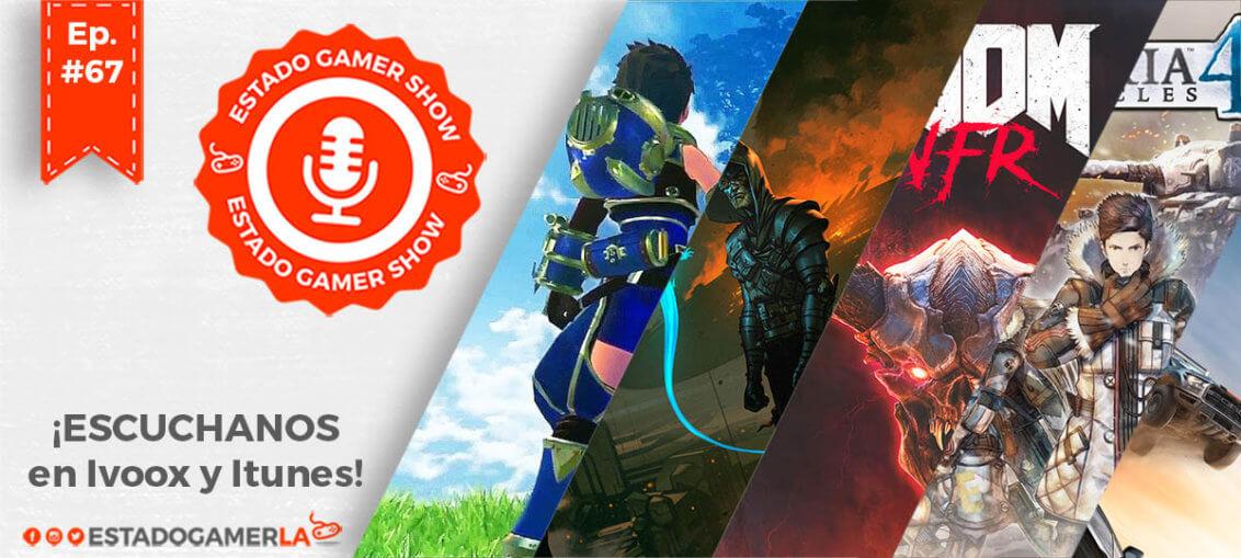 Estado Gamer Show #67 portada
