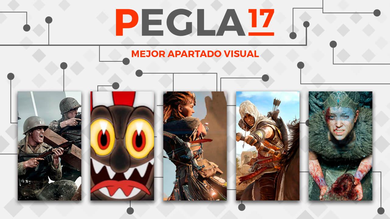 Premios EGLA 2017 Mejor apartado visual
