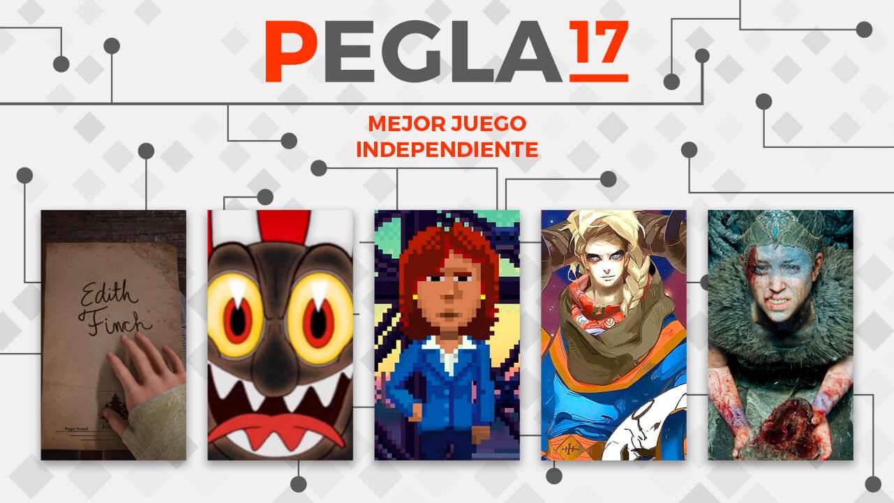 Premios EGLA 2017 Mejor Juego Independiente