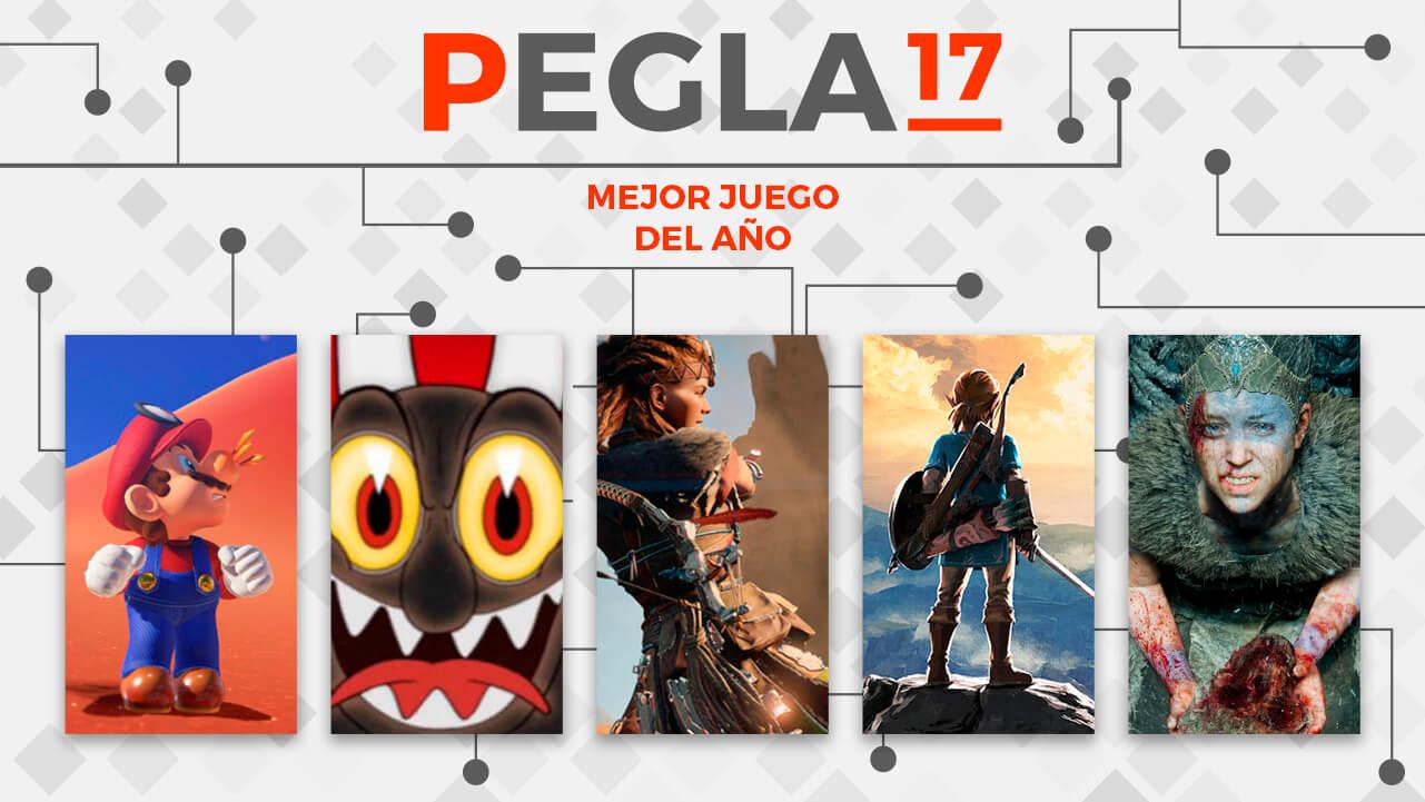 Premios EGLA 2016 Juego del Año