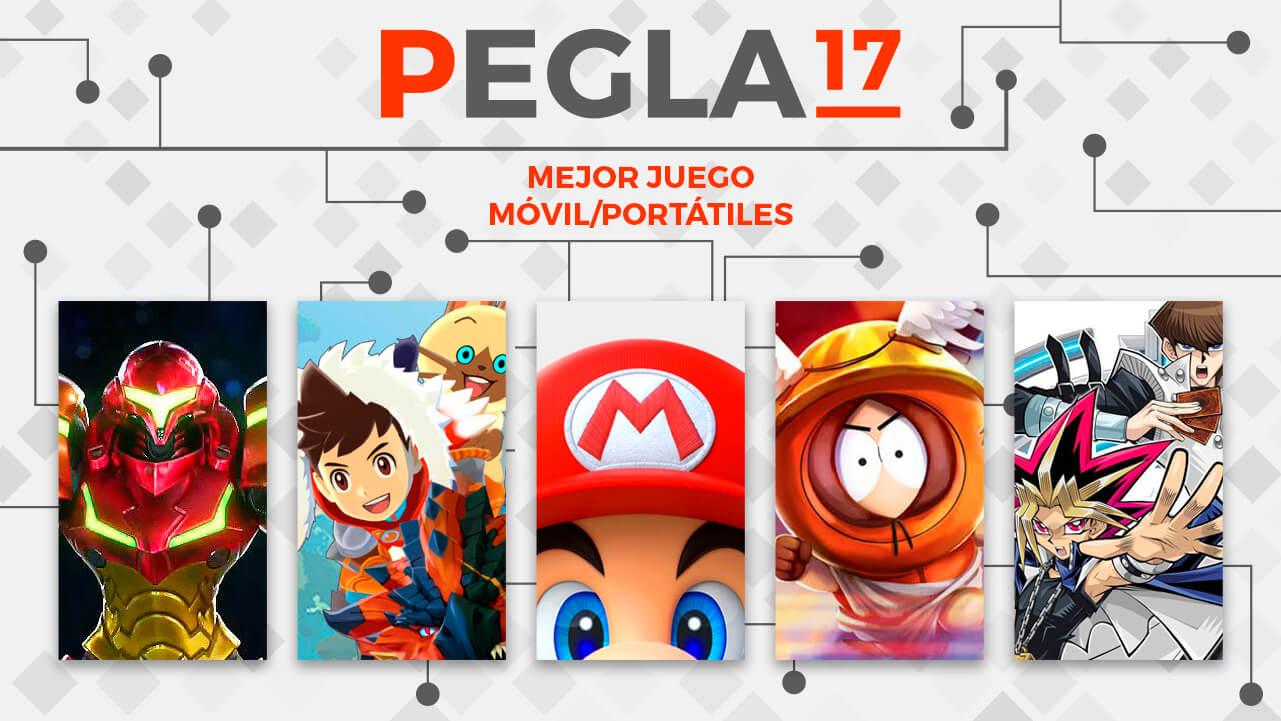 Premios EGLA 2017 Mejor Juego Móvil / Portátil