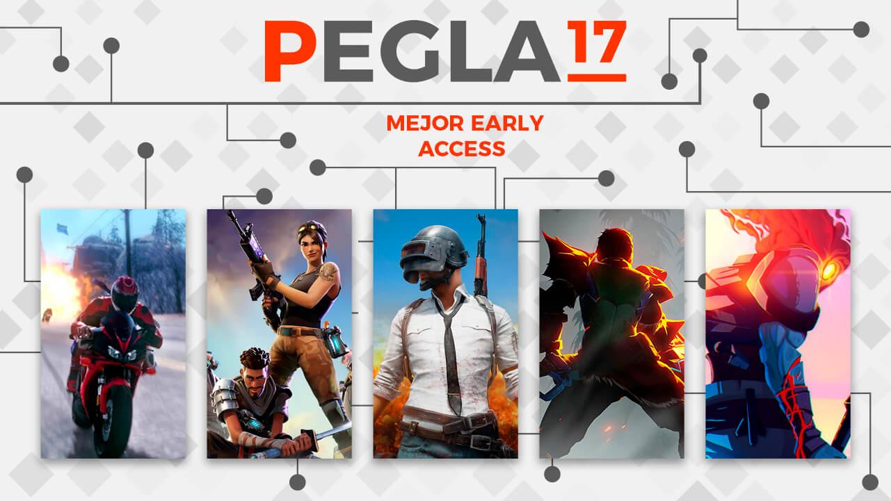 Premios EGLA 2017 Mejor Early Access