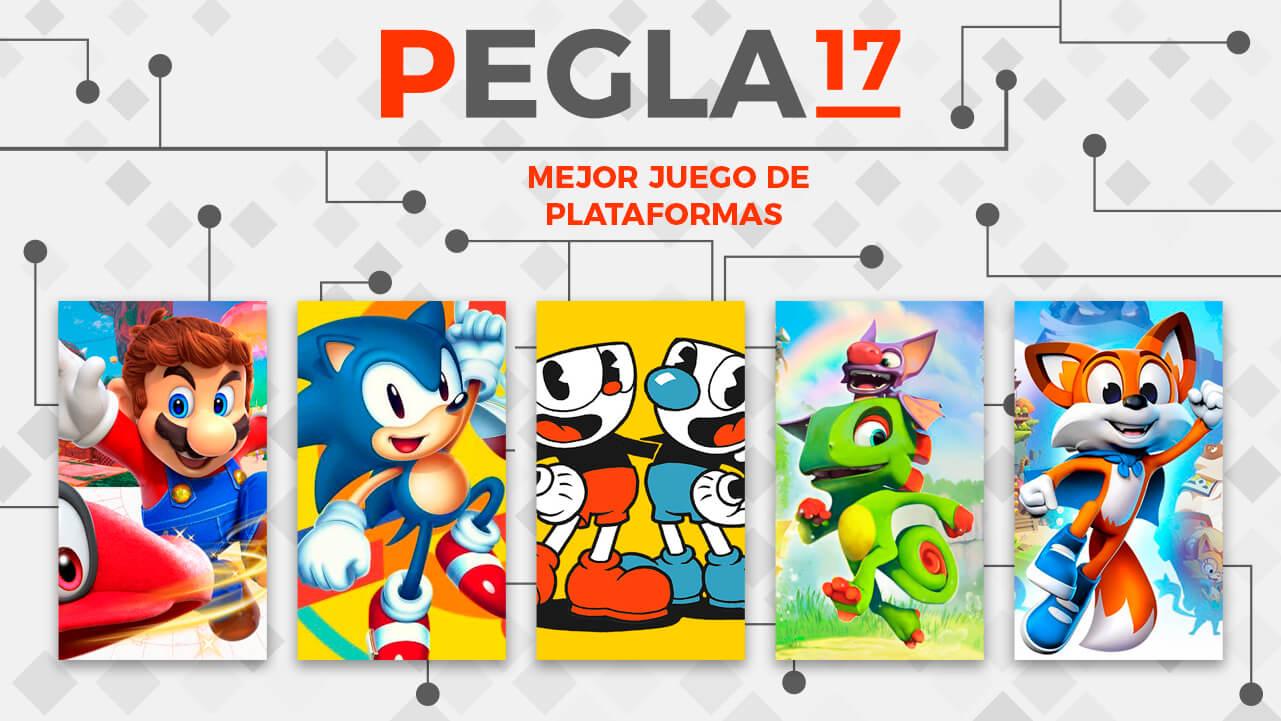 Premios EGLA 2017 Mejor Juego de Plataformas