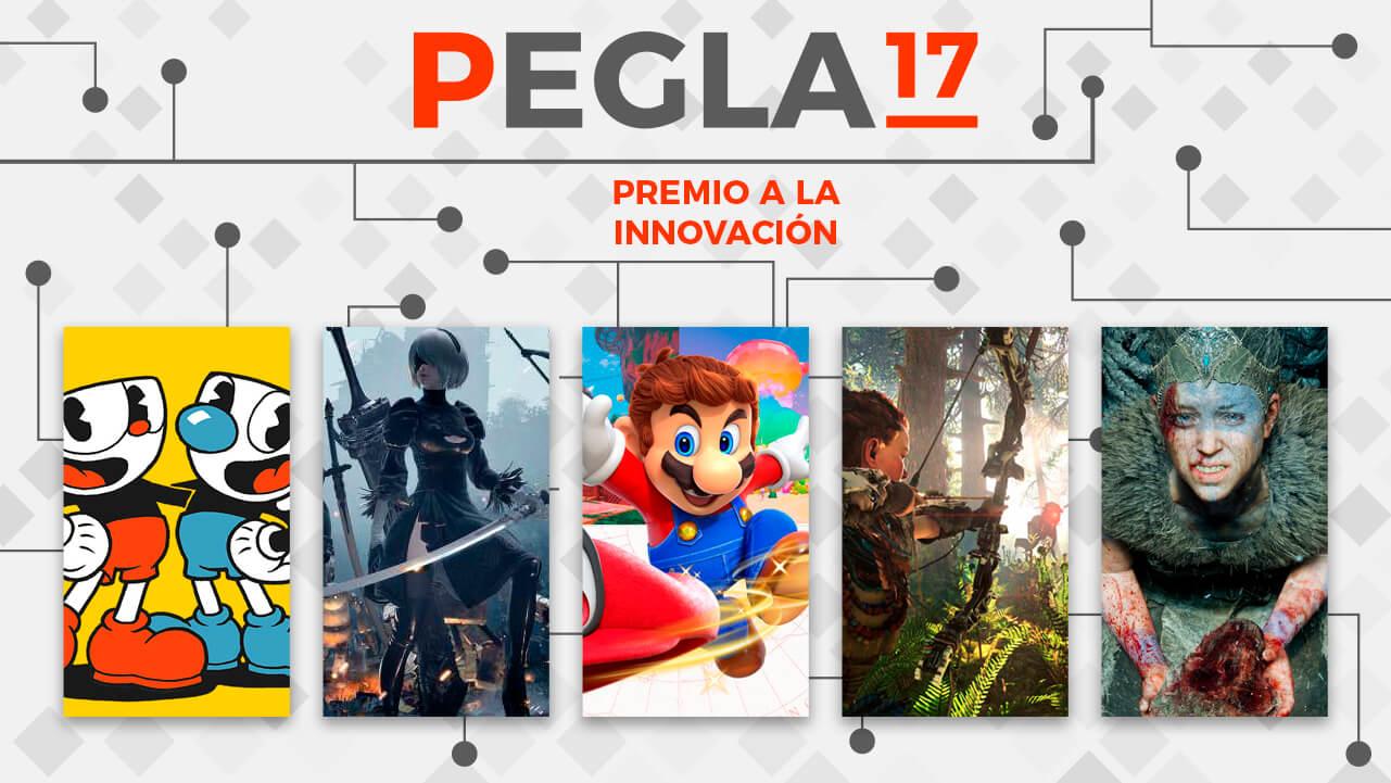 Premios EGLA 2016 Premio a la Innovacion