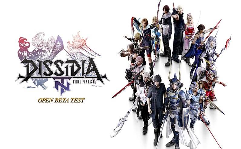 DISSIDIA-FINAL-FANTASY-NT-Open-Beta-Test-portada-egla