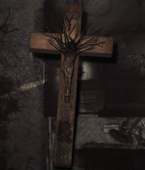 Darkwood - Cristo
