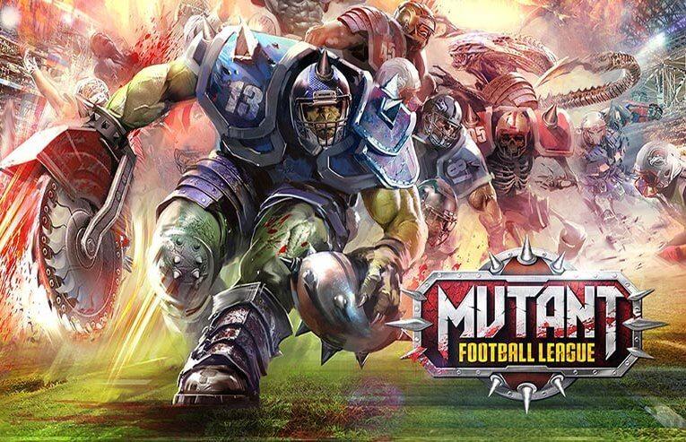 Mutant Football League portada egla