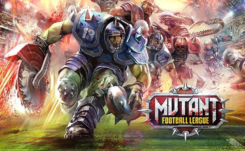 Mutant Football League portada egla