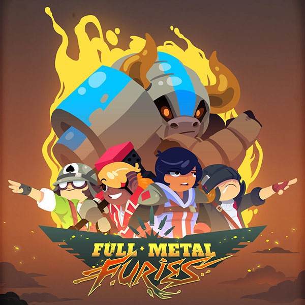 Full Metal Furies - Nazis