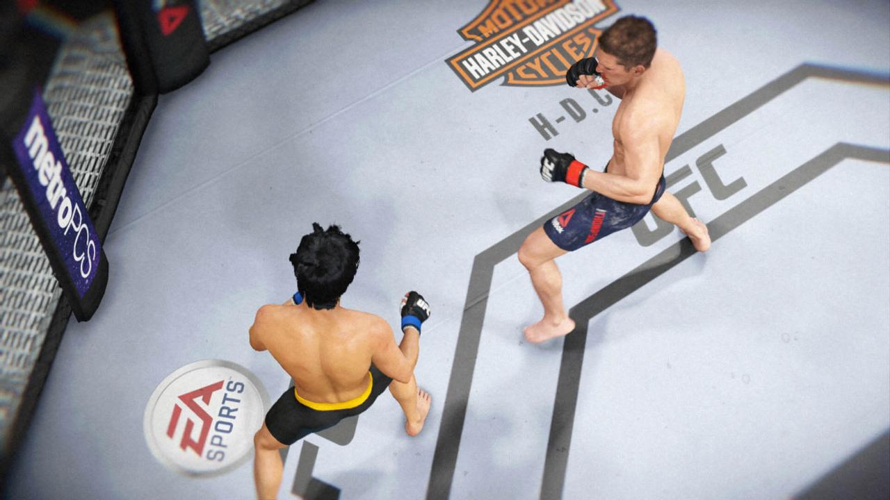 EA SPORTS™ UFC® 3 (13) EGLA