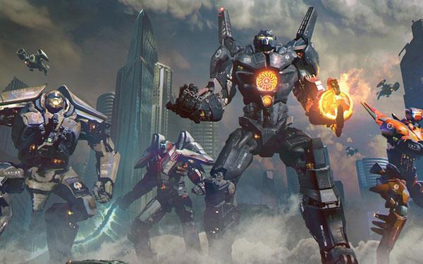 Pacific Rim: Insurrección - Jaegers