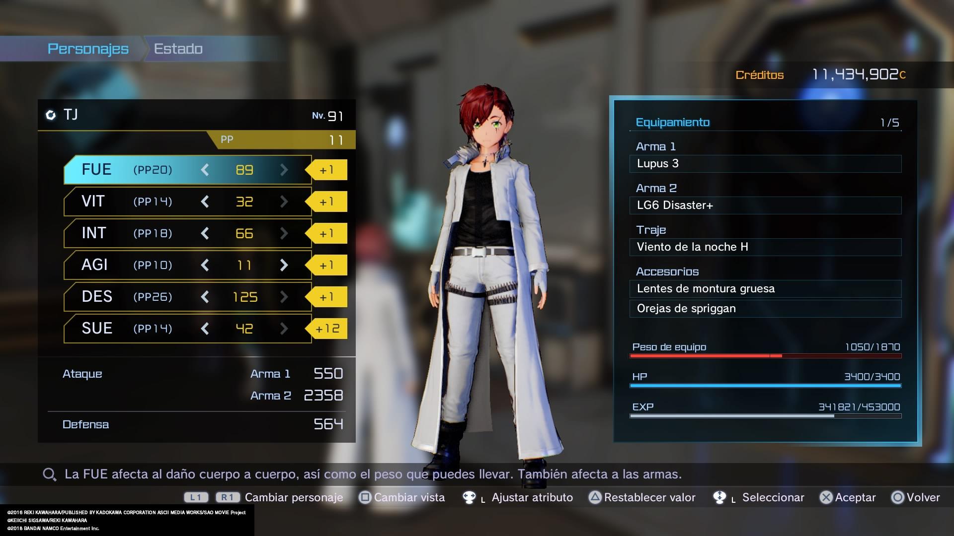EGLA_Sword Art Online Fatal Bullet