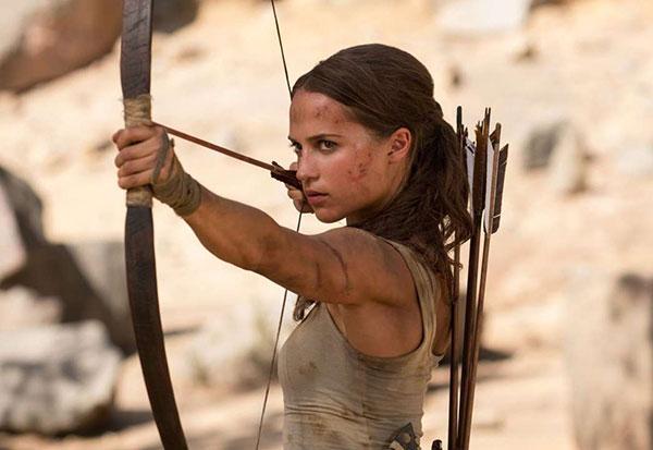Tomb Raider - Pose