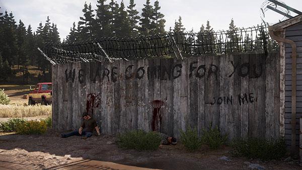 Far Cry 5 - Paredón