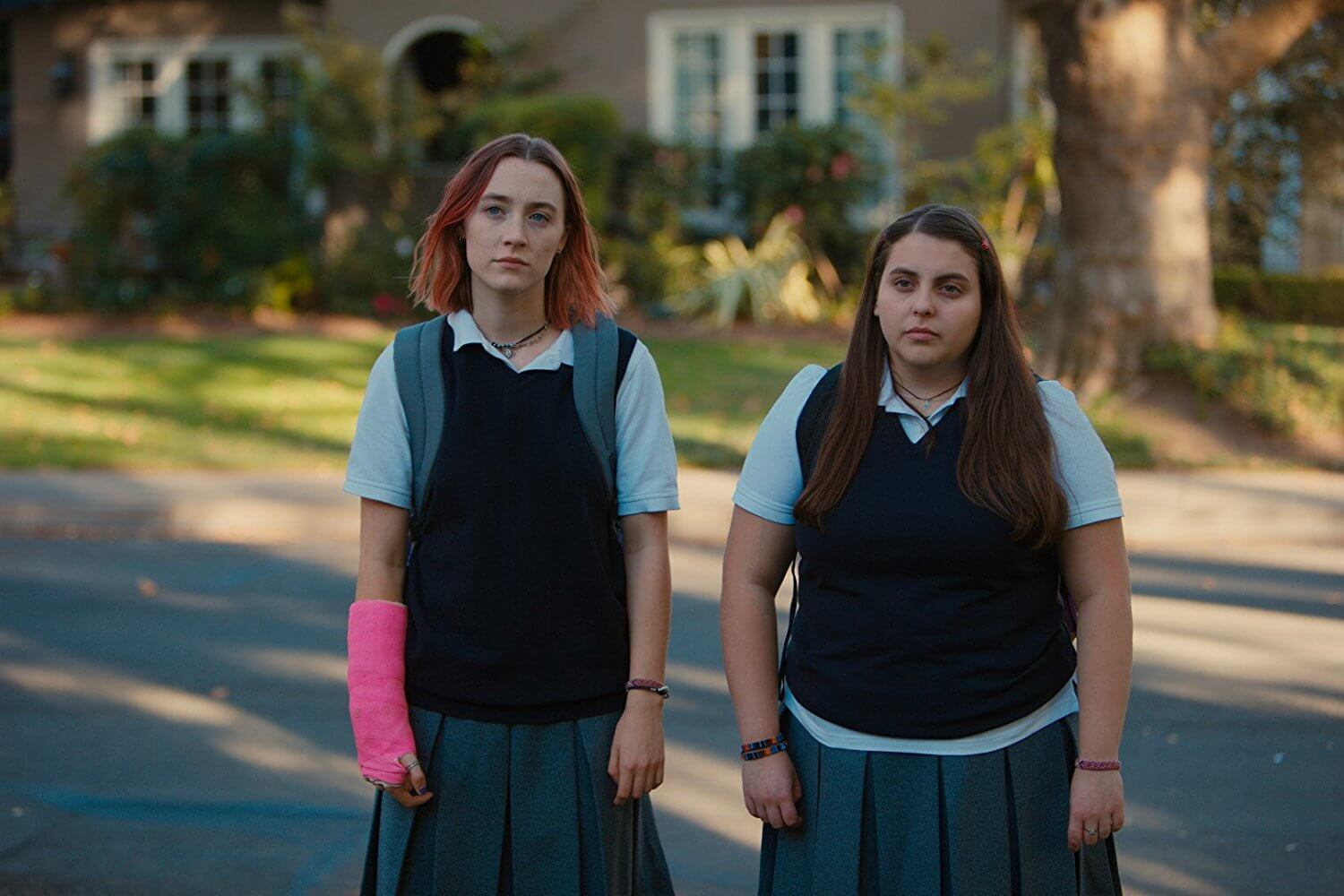 lady bird y julie