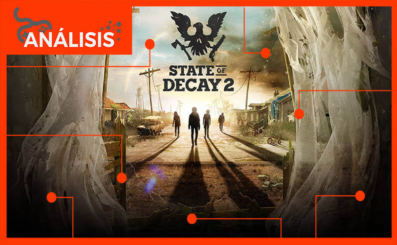 State of Decay 2 analisis egla portada