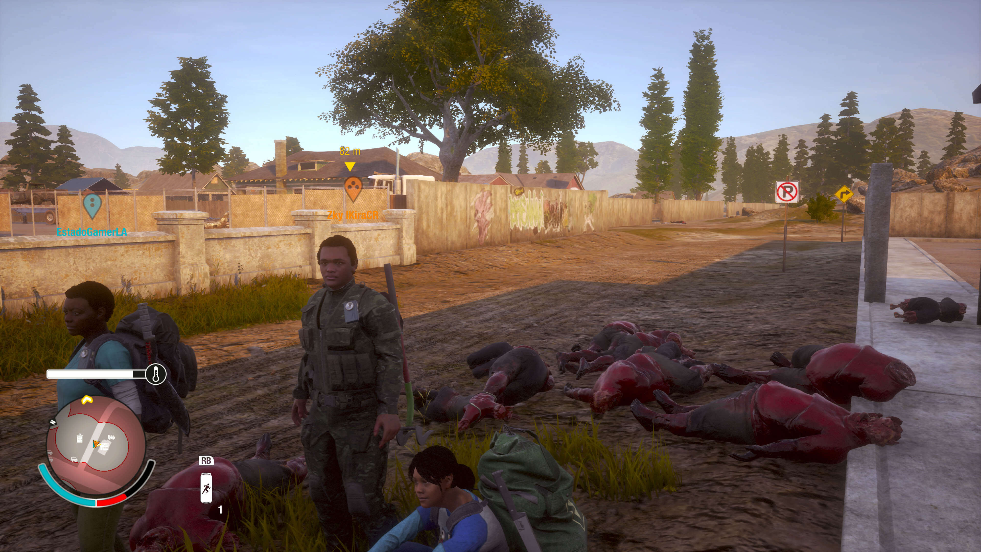 State of Decay 2_tipos de zombies