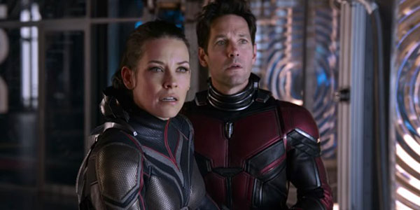 Ant-Man & the Wasp - Scott & Hope