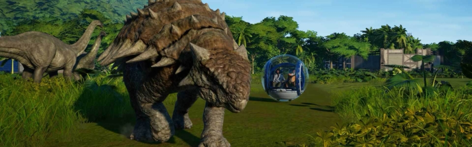 Jurassic World Evolution 5