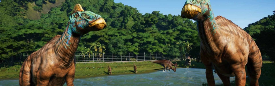 Jurassic World Evolution 6