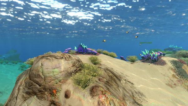 Subnautica - Arrecife