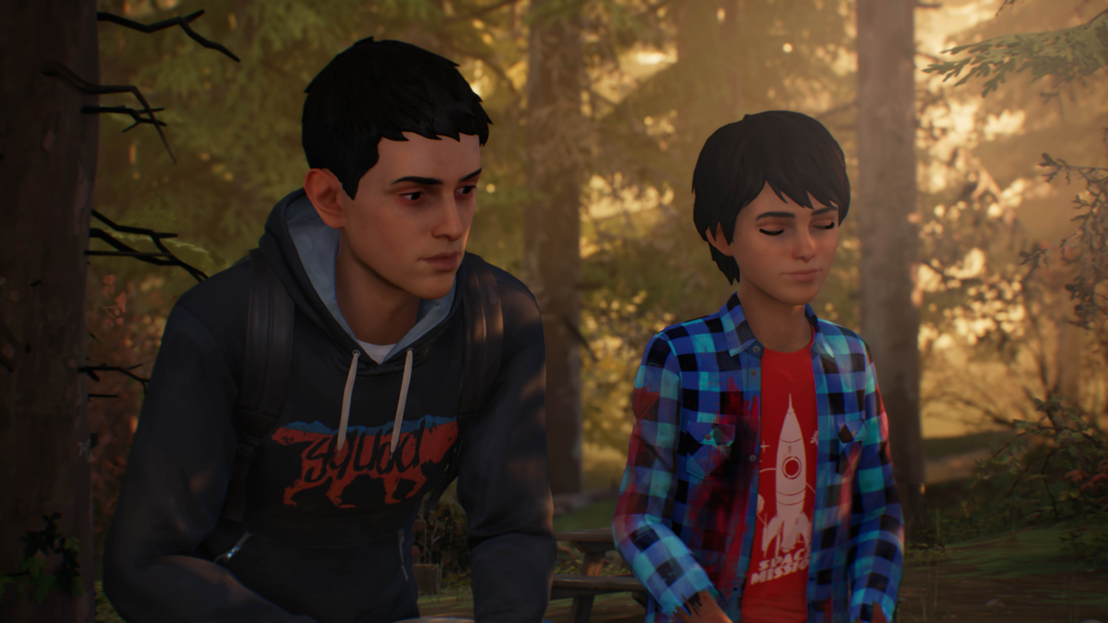 Life is Strange 2 - Episodio 1_lecciones daniel