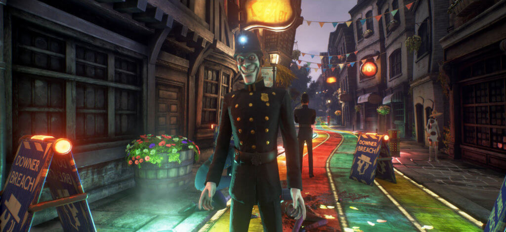 We Happy Few - Bret-hish