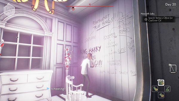 We Happy Few - Locura