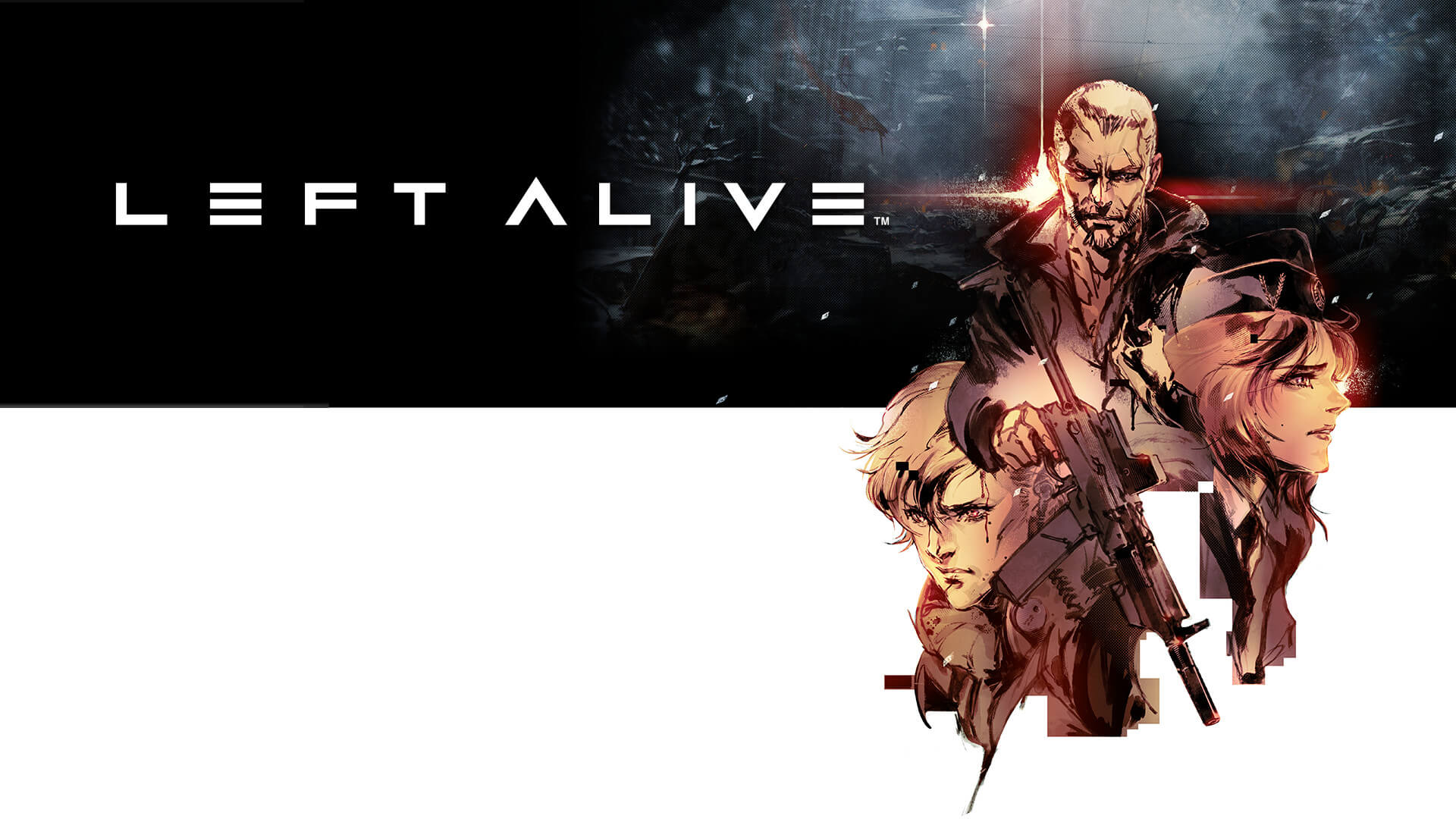 Left Alive Poster Art