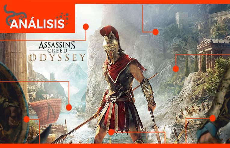 Assassins Creed Odyssey analisis egla