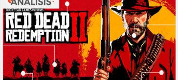 Red Dead Redemption 2 analisis egla