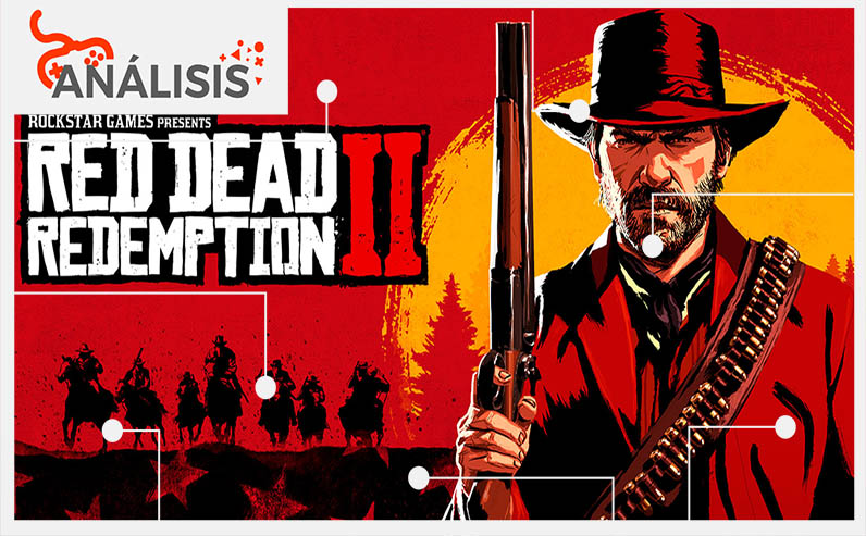 Red Dead Redemption 2 analisis egla