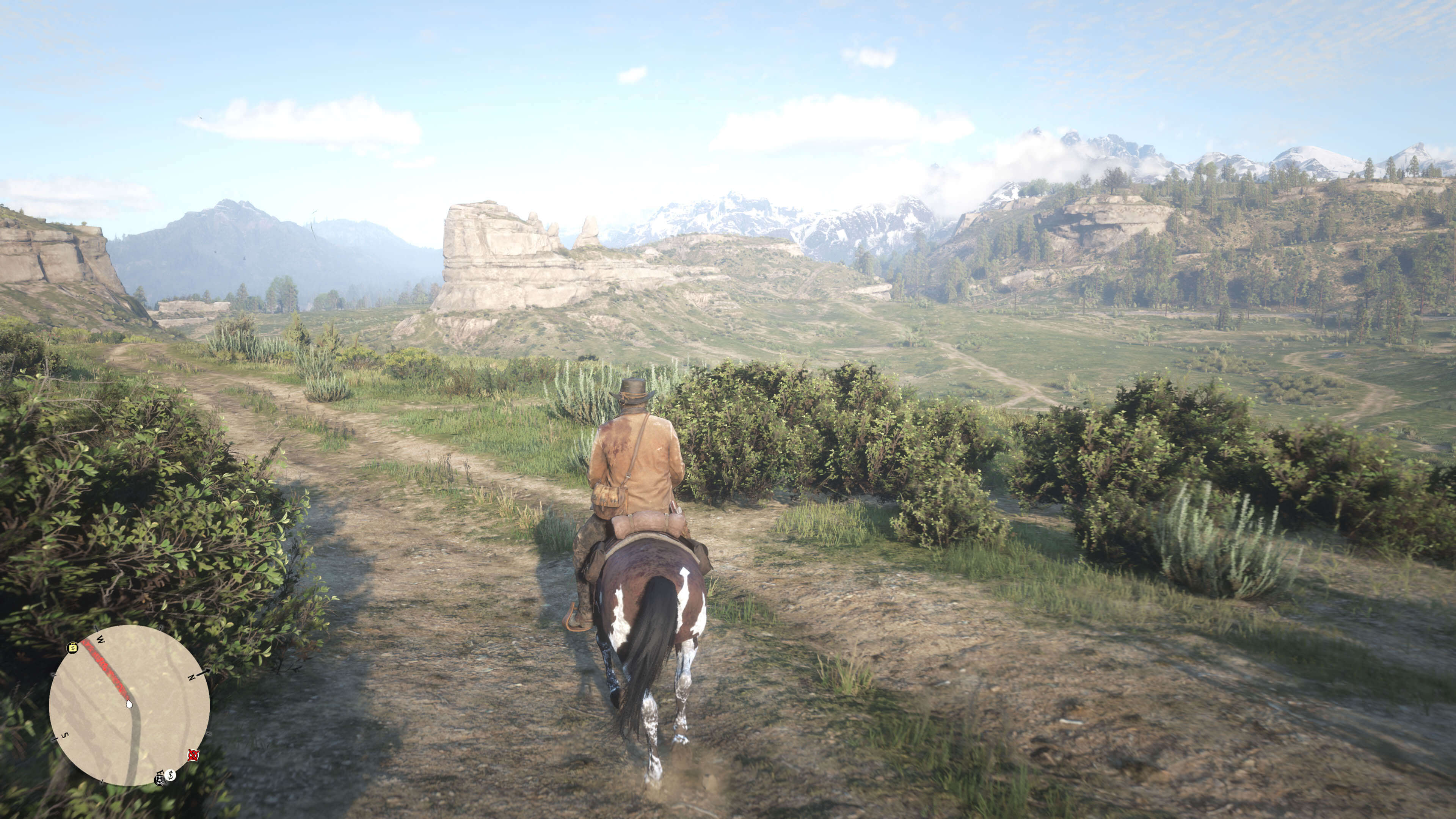 Red Dead Redemption 2_montado