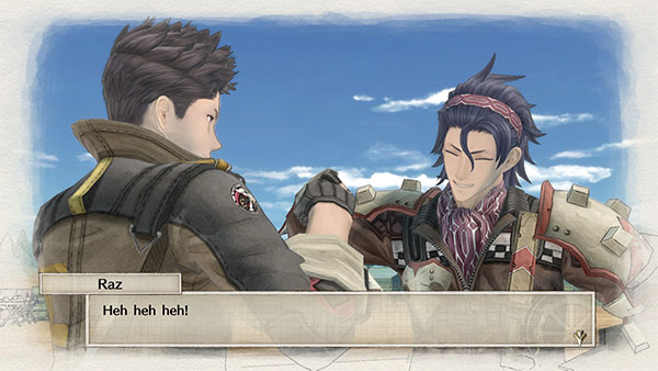 Valkyria Chronicles 4 - Hi 5
