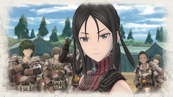 Valkyria Chronicles 4 - Kai