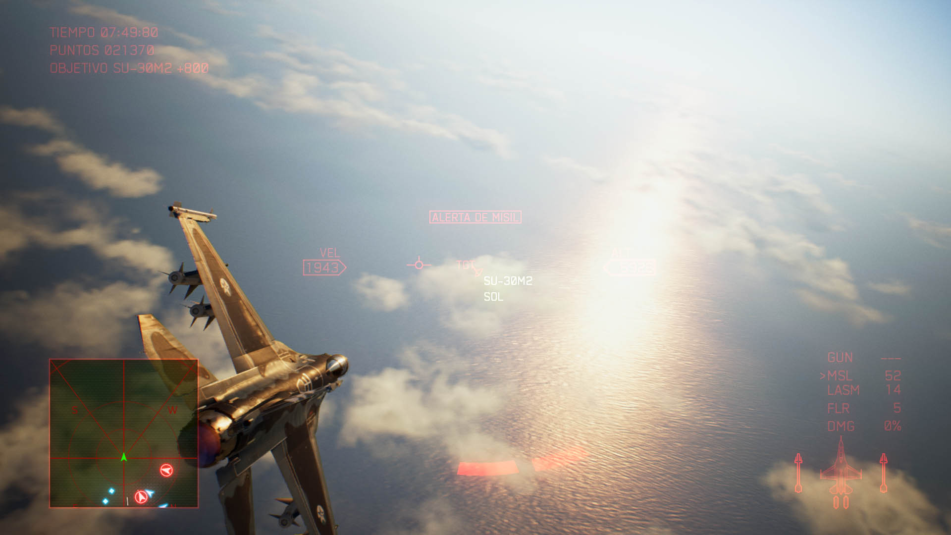 ACE COMBAT™ 7 SKIES UNKNOWN_paisajes 4