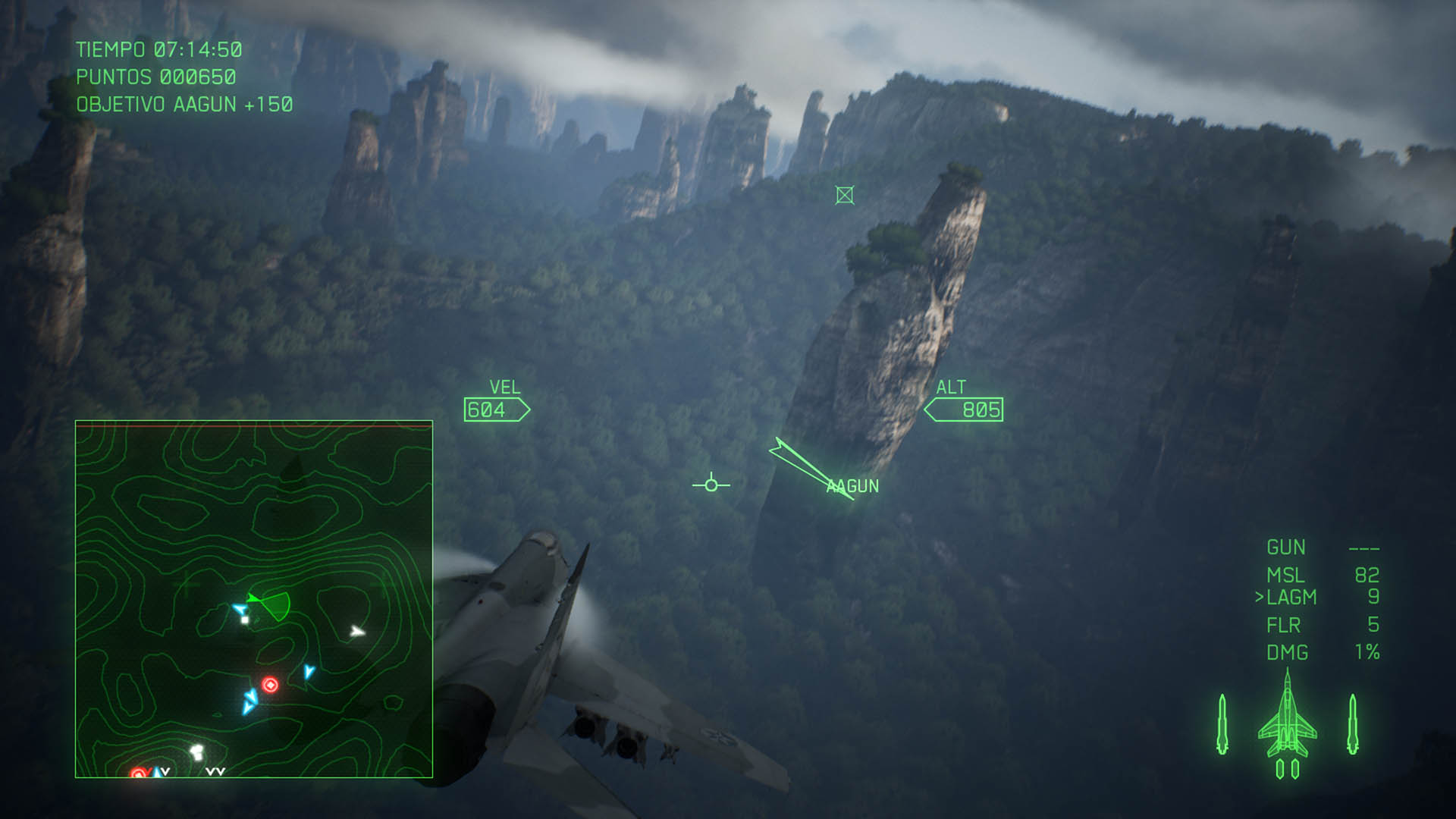 ACE COMBAT™ 7 SKIES UNKNOWN_persecucion