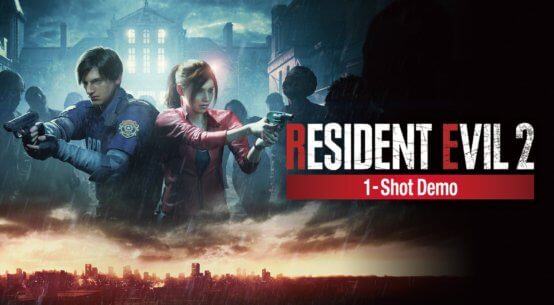 resident evil 2 one shot demo