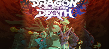 Dragon marked for Death cover