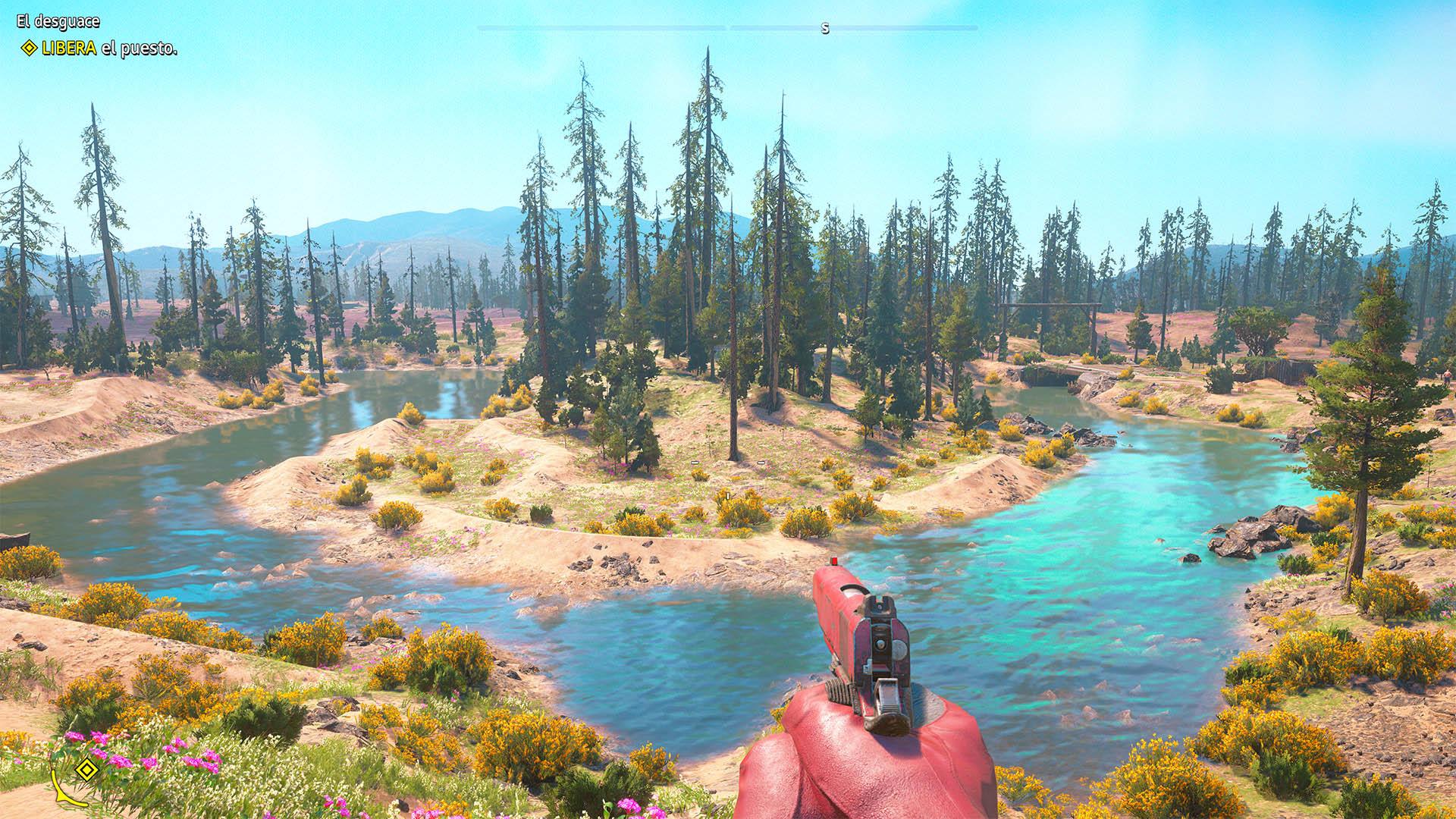 Far Cry® New Dawn_4k belleza galeria soli 3