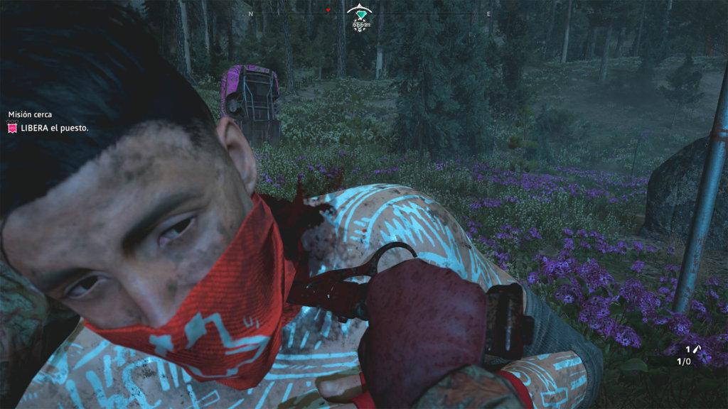Far Cry® New Dawn_accion sigilo galeria 3