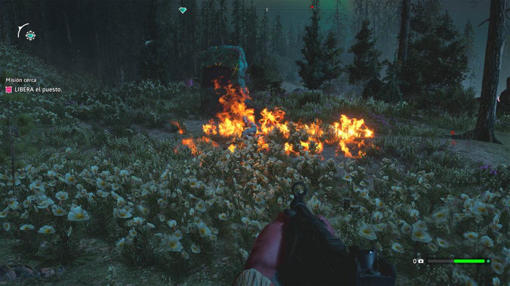 Far Cry® New Dawn_accion sigilo galeria 4