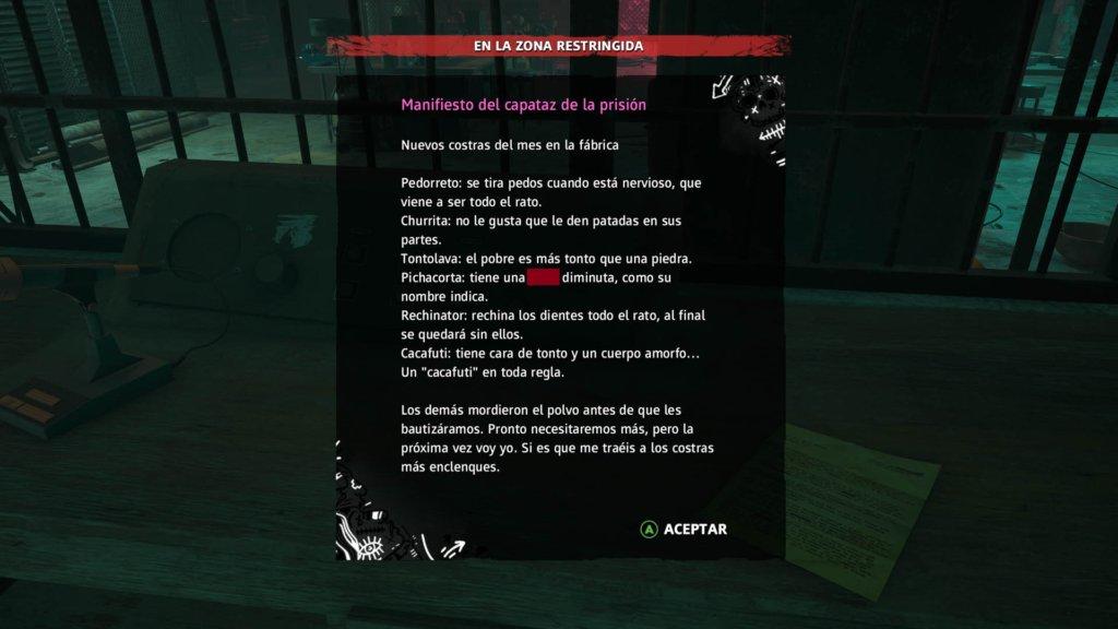 Far Cry® New Dawn_mensajes ridiculos