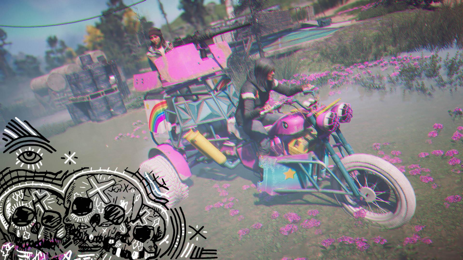 Far Cry® New Dawn_modo fotografia galeria soli