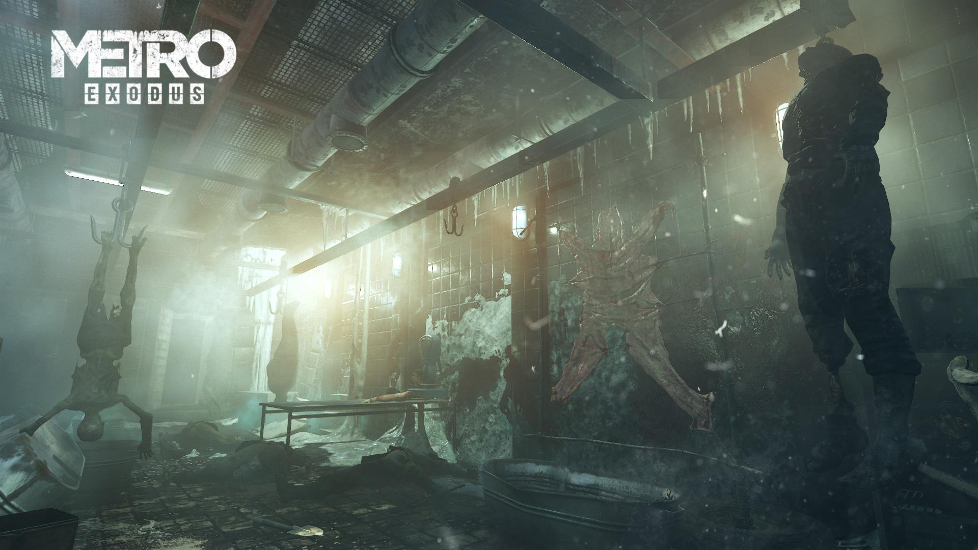 Metro Exodus - Refrigeradora