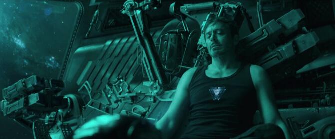 Avengers: Endgame - Tony
