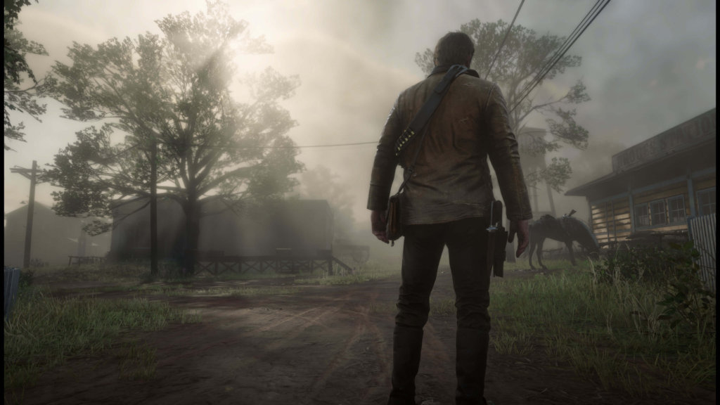 Red Dead Redemption 2 - Neblina