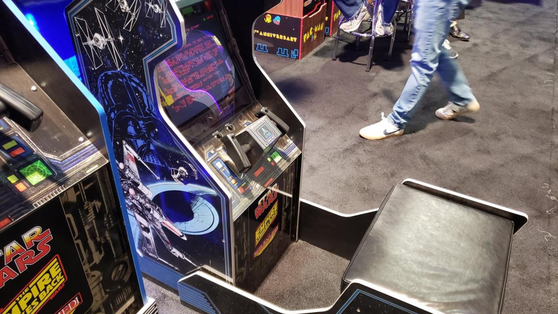 arcade 1up cabinets_star wars arcade